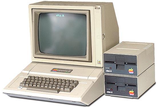 Oryginalny Apple II System