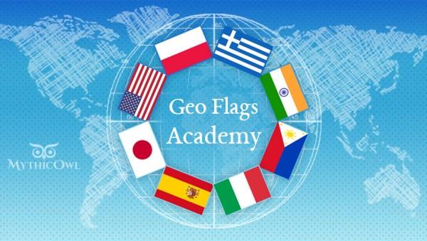Geo Flags Academy – zostań mistrzem geografii!