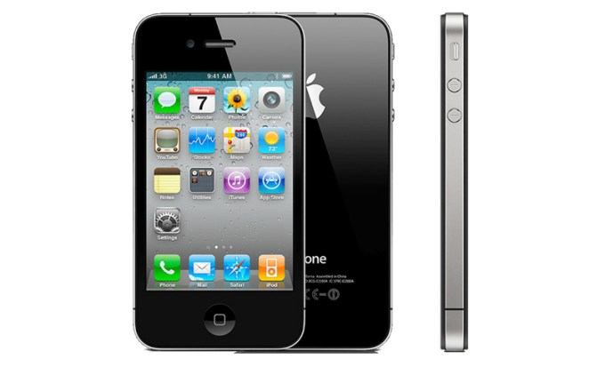 iPhone 4 firmy Apple
