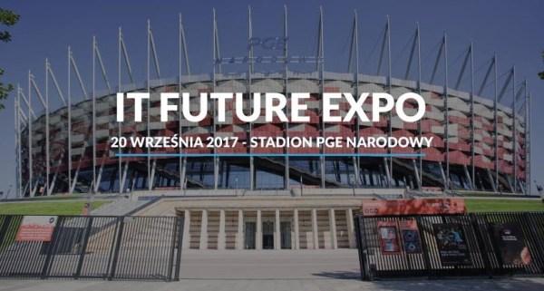 V Targi IT Future Expo – rozwijaj firmę dzięki nowym technologiom!