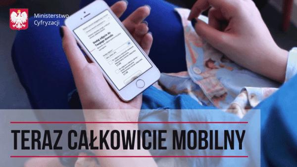 Wniosek o dowód osobisty złożysz przez smartfona i tablet