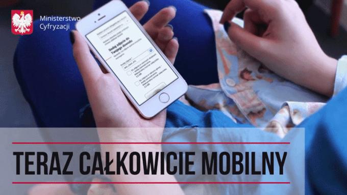 Mobilny wniosek o wydanie dowodu osobistego