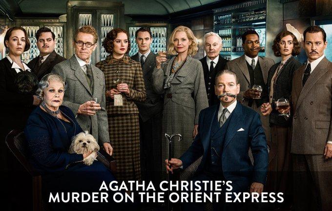 "Obsada filmu ""Morderstwo w Orient Expressie"" (2017)"