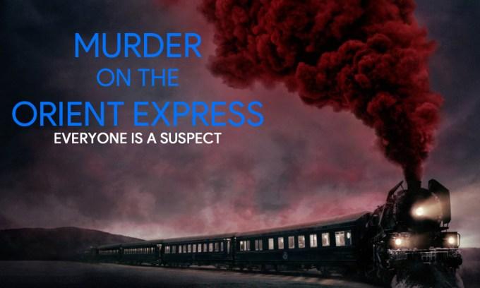Murder on the Orient Express (November 10, 2017)