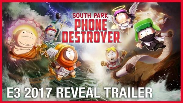 """Gra mobilna """"South Park: Phone Destroyer"""" jeszcze w tym roku"""