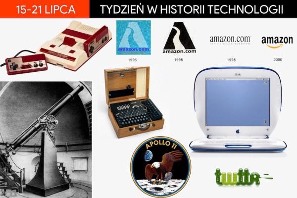 [15-21 lipca] Tydzień w historii technologii