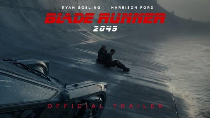 """Trailer filmu """"Blade Runner 2049"""""""