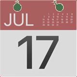 Emoji - kalendarz (17 lipca)