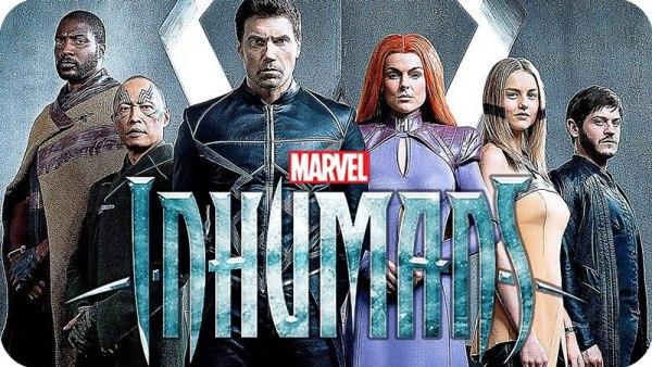 """Zobacz zwiastun serialu """"Inhumans"""" od Marvela"""