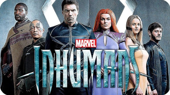 Inhumans - Marvela (serial 2017)
