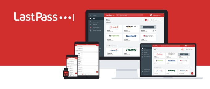 LastPass Password Manager (LastPass Families)