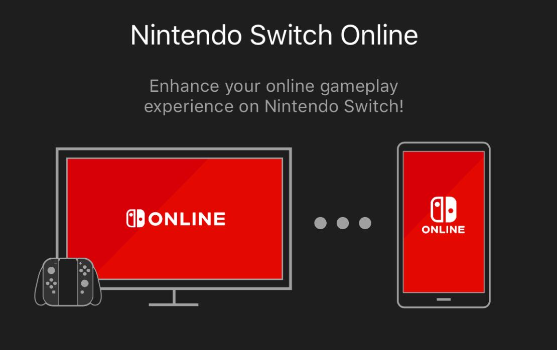 Nintendo Switch Online - aplikacja mobilna