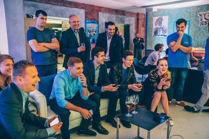 PlayStation PlayLink Warszawa (lipiec 2017)