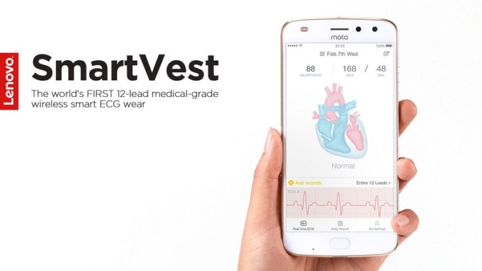 SmartVest (lenovo)