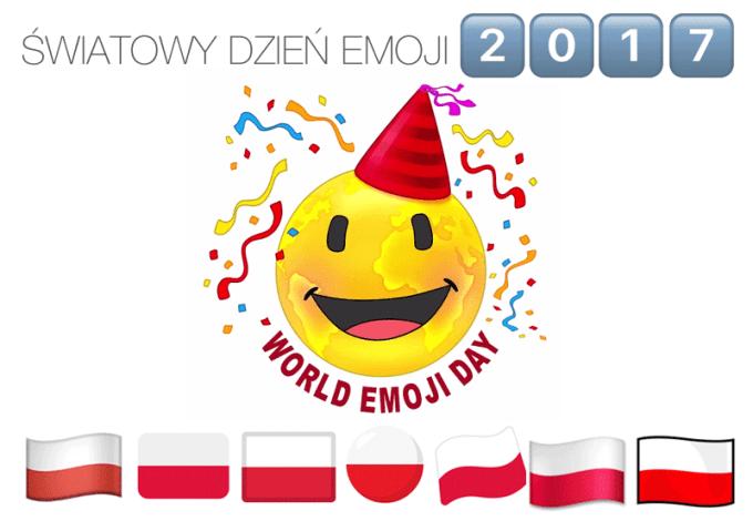 Światowy Dzień Emoji (17 lipca) PL