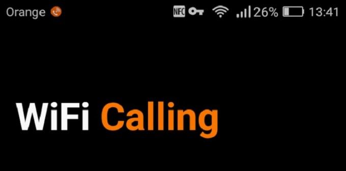 WiFi Calling - aplikacja mobilna Orange Polska