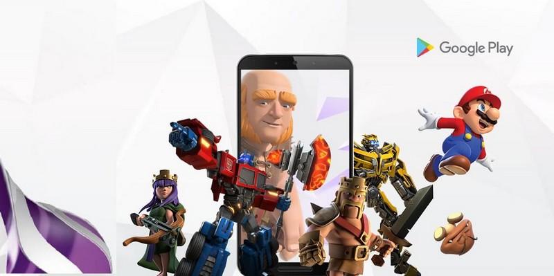 15 zł na zakupy w Google Play od Play