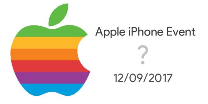 Apple iPhone 8 Event 12/9/2017