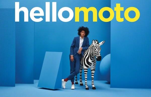 "Motorola ponownie mówi ""HelloMoto"""