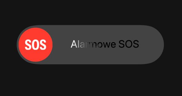 """Jak działa funkcja """"Alarmowe SOS"""" pod systemem iOS 11?"""