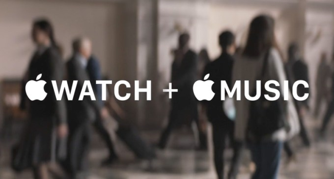 Apple Watch Series 3 + Apple Music (reklama wideo)