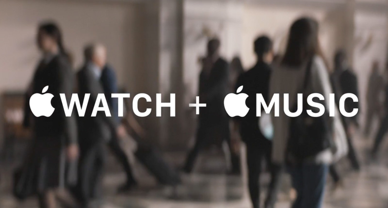Apple Watch Series 3 + Apple Music (reklama wideo)