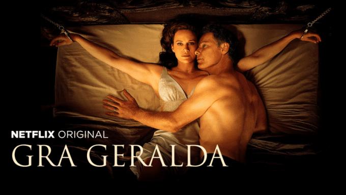 "Zwiastun filmu ""Gra Geralda"" (Netflix Original)"