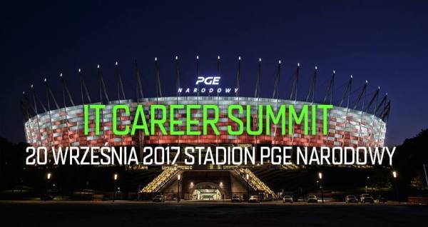IV edycja IT Career Summit 2017 już 20 września!
