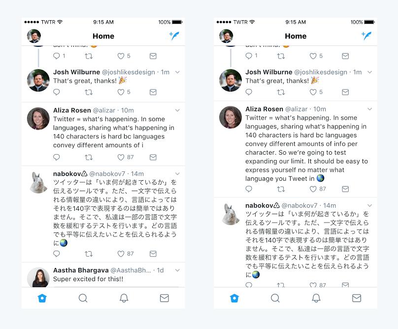 Limit 280 znaków na Twitterze