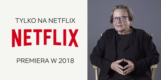 Netflix - serial oryginalny w języku polskim (reżyseria Agnieszka Holland)