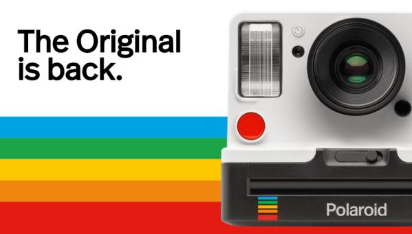 OneStep 2 odnowiony klasyczny aparat Polaroida
