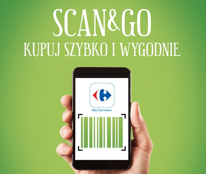 Scan&Go Carrefour