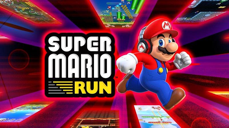 Duża aktualizacja gry Super Mario Run (29.09.2017)
