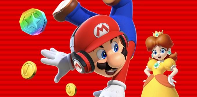 Super Mario Run 3.0.4 (aktualizacja 29.09.2017)
