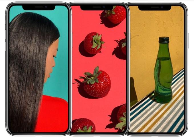 Zdjęcia zrobione iPhone'em X (iOS 11)