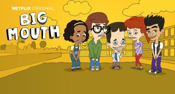 """""""Big Mouth"""" – niezręczne czasy dojrzewania na Netflixie"""