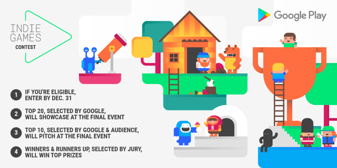 Google Play Indie Games Contest (Europa 2017)