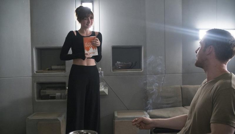 Joi i K w domu (Blade Runner 2049)