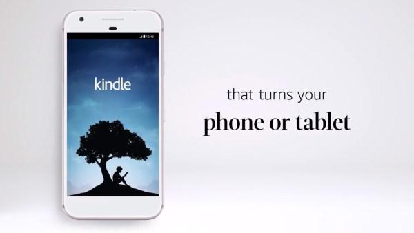 Aplikacja mobilna Kindle została całkowicie przeprojektowana