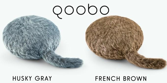 Qoobo - robot, kot, poduszka