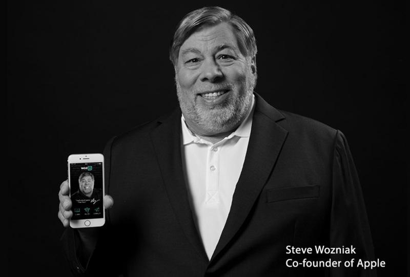 Steve Wozniak - współzałożyciel Apple i Woz U