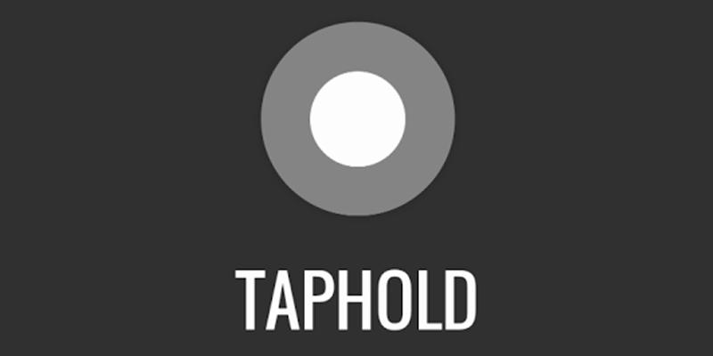 """Gra """"Taphold - Dotknij i Trzymaj"""""""