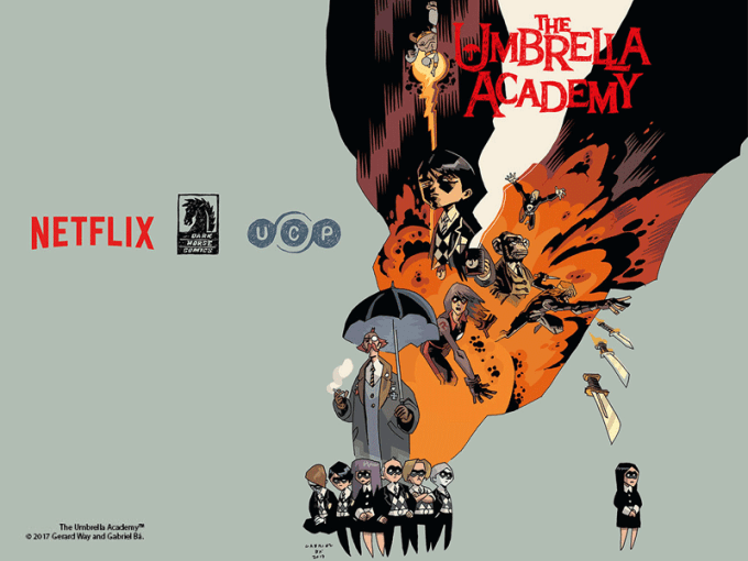 The Umbrella Academy (Netflix, 2018)