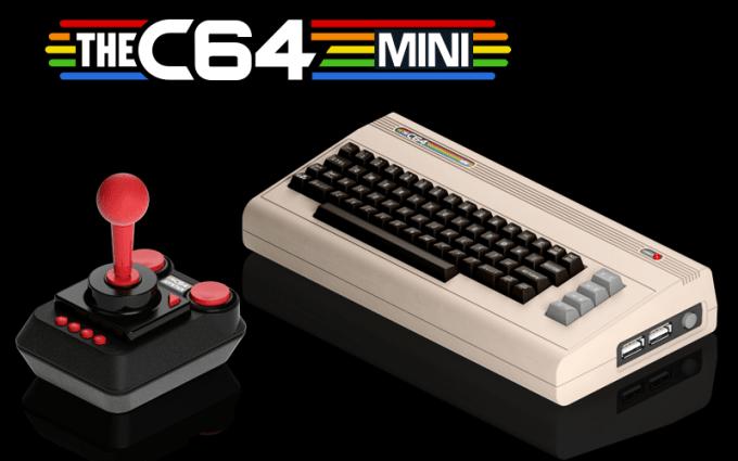 THEC64® Mini w sprzedaży w 2018 roku