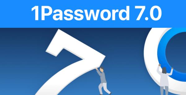 1Password 7.0 na iOS-a ze wsparciem dla Face ID