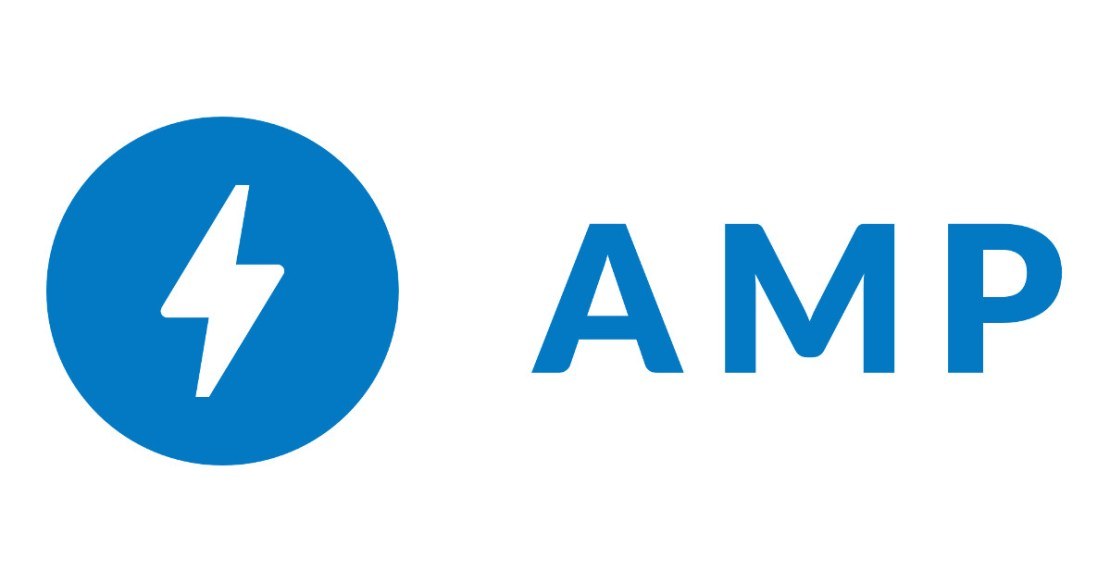 Logo AMP (Accelerated Mobile Pages)