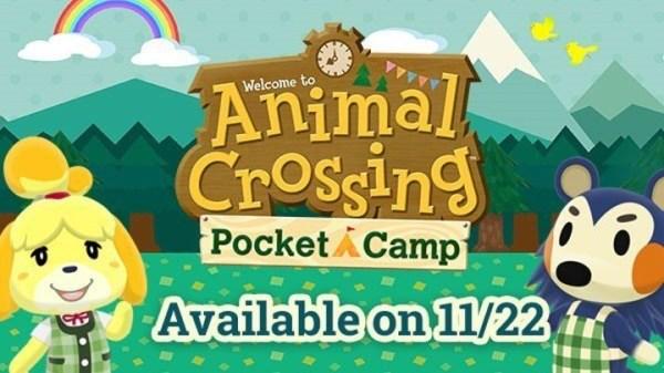 """Gra """"Animal Crossing: Pocket Camp"""" pojawi się 22 listopada"""