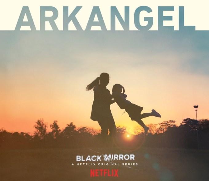 """""""Arkangel"""", zwiastun 1. odcinka 4. sezonu serialu """"Czarne Lustro"""" (z ang. Black Mirror)"""