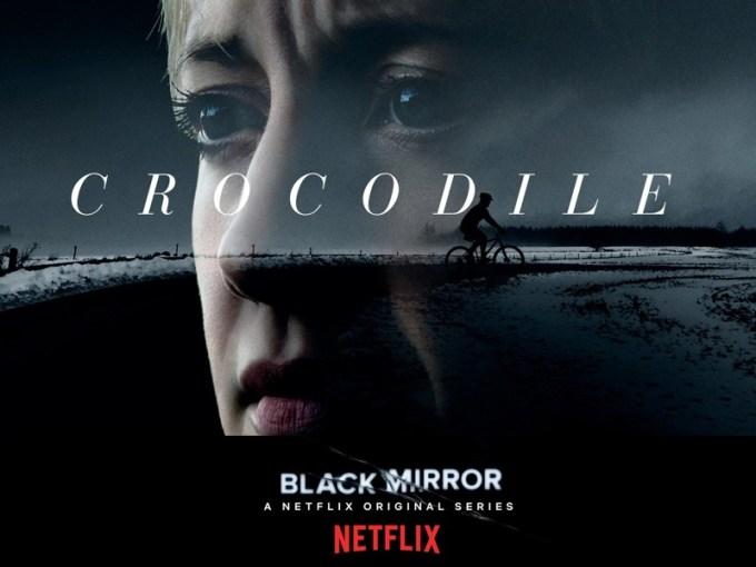 Zwiastun serialu Black Mirror odcinek pt. Krokodyl (Crocodile)