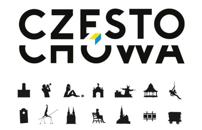 Nowe logo miasta Częstochowa